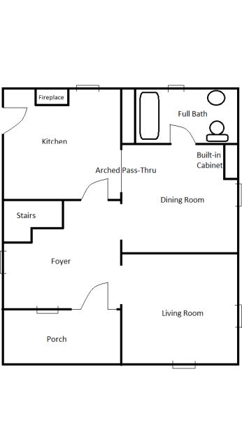 1st floor After