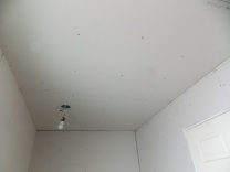 Bathroom Ceiling (and some walls!)
